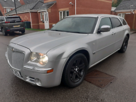 chrysler c300 with 12 month mot service history