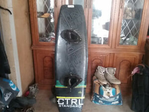 Planche kit surf
