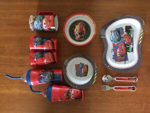 Disney Cars  Bowls, Cups, Utensils & More