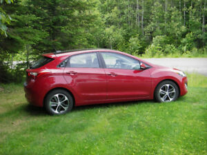 2016 Hyundai Elantra GT with Factory Warranty