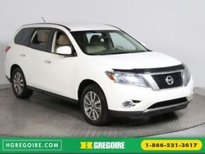 2013 Nissan Pathfinder S 4WD 7 PASSAGERS