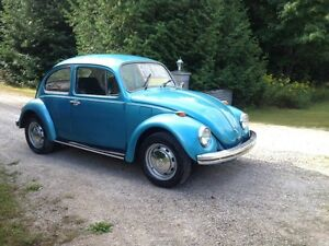 FOR SALE  69 VW BEETLE