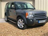 Land Rover Discovery 3 2.7TD V6 auto 2008 HSE 7 Seats