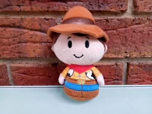 Woody Toy Story Itty Bitty Plush Toy