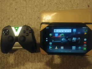 Nvidia shield K1 and wireless controller for trade for ps vita