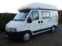Romahome DIMENSION R30, 2.0 TDI, 2 Berth, Ctr Dinette, DEPOSIT NOW TAKEN