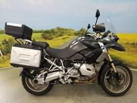 BMW R1200GS 2009**FULL SERVICE HISTORY, BMW PANNIERS AND TOPBOX, ABS**