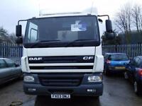 DAF TRUCKS FA CF65.220