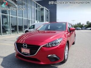 2015 Mazda Mazda3 GS - Bluetooth - $113.43 B/W