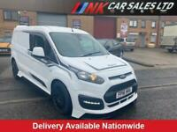 2016 16 FORD TRANSIT CONNECT 1.6 240 TREND P/V 94 BHP AIR CON BLUETOOTH 3 SEATER