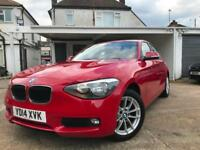 2014 BMW 116 1.6TD Sports Hatch EfficientDynamics***1 PREVIOUS OWNER**