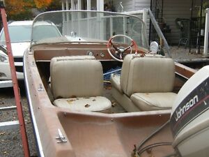 Classic 14' runabout
