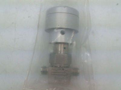 Swagelok Ss-4bk-1o 14 Compression Pneumatic Bellows Valve