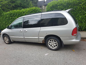 Vehicle for NEW Parts! 2000 Dodge Grand Caravan