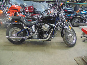1987 HARLEY FXSTC SOFTAIL - FINANCING AVAILABLE