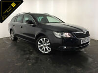 2013 63 SKODA SUPERB SE TDI CR DIESEL ESTATE 1 OWNER SERVICE HISTORY FINANCE PX