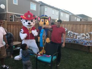 Paw Patrol - Kids Party