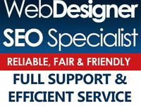 SPECIAL OFFER! Web Designer Sheffield, WordPress Specialist, Web Developer & SEO Expert