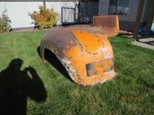 Steel Pickup Fenders for 1946 Chevy