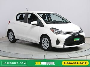 2015 Toyota Yaris LE A/C BLUETOOTH