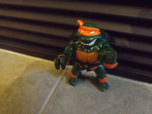 Vintage TMNT figure City Sewer