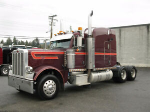 2008 Peterbilt 389 Long Nose