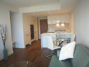 Brand New Fully Furnished Condo--WestEnd Downtown Calgary