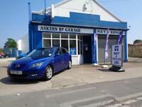 2007 Mazda 3 1.6 Tamura 5DR,ONE PREVIOUS OWNER,ONLY 79,000 MILES,SERVICE HISTORY