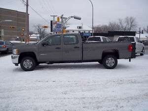 2011  Chev Silv. 2500 HD - Crew Cab Long Box RWD St # 992