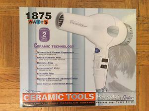 porcelain series turbo hair dryer