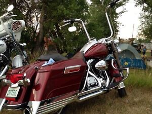 2009 Harley Davidson Road King $16,500