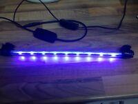 Multi Colour LED Lighting system for Fish Tank Aquarium