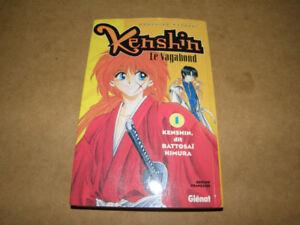 Je Recherche Manga Kenshin Le Vagabond (Français) - Échange ou $