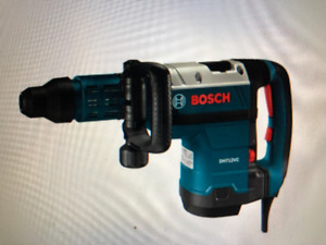 Bosch DH712VC 14.5 Amp SDS-max® Corded Demo Hammer