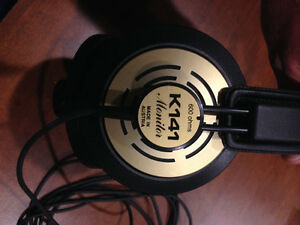 AKG K141 Studio Headphones