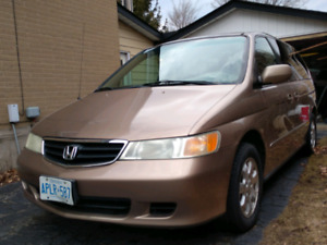 Honda Odyssey. Excellent condition, Fully loaded