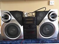 Jvc micro component speaker £110