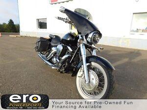 2002 Yamaha ROADSTAR 1600