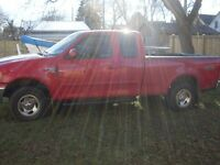 1999 Ford F-150  SAFETY INSPECTION LIST AVALIABLE