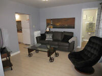 Comfortable and clean furnished short term rental on Regent St.