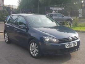 (2012) 62 VOLKSWAGEN GOLF 1.6 TDI MATCH BLUEMOTION TECH MK6