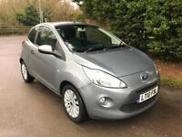 2010 FORD KA 1.2 STUDIO 5 SPEED MANUAL ONLY 52,505 MILES