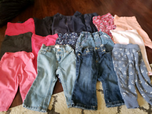 9-12 Month Girl Lot