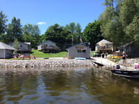 SUNSHINE COVE - COTTAGE RENTALS, RICE LAKE