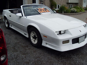1991 Camaro RS Convertible
