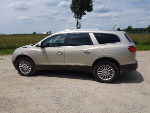 2009 Buick Enclave CXL SUV, Crossover ( KROWNED YEARLY )