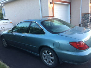 1998 Acura CL 3.0, great condition