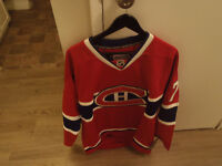 extra large montreal subban nhl jersey never worn