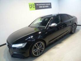 image for Audi S6 Saloon 4.0 TFSI 450bhp S Tronic quattro Black Edition