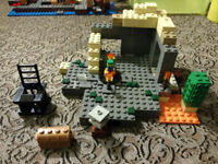 Lego Minecraft 21119 & 21129 sets City of Toronto Toronto (GTA) Preview